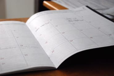 The ultimate trade show planning timeline